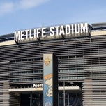 Photo taken at MetLife Stadium by Allen on 3/21/2013