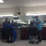 Photo taken at Los Negritos Barber Shop by Mr. Hurry on 9/21/2013