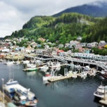 Photo taken at Ketchikan, Alaska Pier One by David B. on 6/14/2013