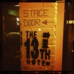 Photo taken at The 13th Note by Simon C. on 8/17/2013