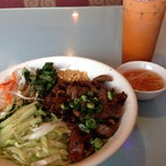 Photo taken at Thai #1 & Pho by Martin Rene S. on 5/10/2014