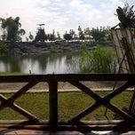 Photo taken at Kampung Batu Malakasari by Zihan B. on 3/14/2013