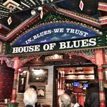 Photo taken at House of Blues by Jarrett P. on 4/14/2013