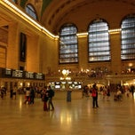 Photo taken at Grand Central Terminal by ICan't B. on 6/30/2013