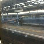 Photo taken at Platform 5 by Gym T. on 2/28/2013