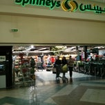 Photo taken at Spinneys by Robert on 12/14/2012