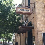 Photo taken at Lambert's Downtown BBQ by David G. on 6/29/2013