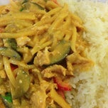 Photo taken at Bangkok Chef by LorynLulu on 9/22/2013
