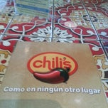 Photo taken at Chili's Coatzacoalcos by Patricia M. on 3/8/2013