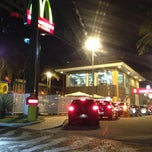 Photo taken at McDonald's by Rodrigo S. on 3/2/2013