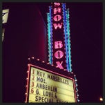 Photo taken at The Showbox by Jen J. on 3/2/2013