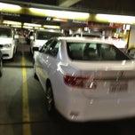 Photo taken at Hertz Rental Car by Moises B. on 1/28/2013