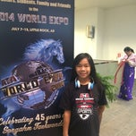 Photo taken at Songaham Martial Arts Gate Little Rock, AR by Winnie F. on 7/10/2014