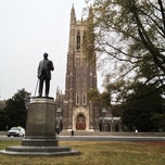 Photo taken at Duke University by Jennifer D. on 10/30/2012