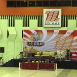 Photo taken at MCC Hall by kaew N. on 10/30/2012