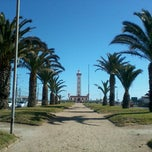 Photo taken at Faro Monumental by Valentina F. on 7/22/2013