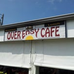 Photo taken at Over Easy Café by Amanda N. on 4/13/2013