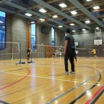Photo taken at Munrow Sports Centre by donan m. on 3/22/2013