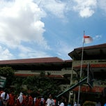 Photo taken at SMAN 28 Jakarta by Angger D. on 5/20/2013