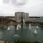 Photo taken at Marriott Newport News at City Center by John G. on 7/31/2012