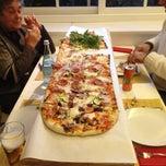 Photo taken at Leos Pizzeria by Mitch L. on 3/30/2014
