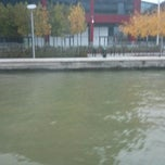 Photo taken at Navette fluviale Icade by Vladimir F. on 10/24/2013