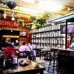 Photo taken at La Cervecería de Barrio by Paola N. on 12/21/2012