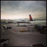 Photo taken at Salt Lake City International Airport (SLC) by Elly R. on 3/26/2013