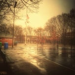 Photo taken at Woodhaven blvd & Queens Blvd by Robert G. on 12/11/2013