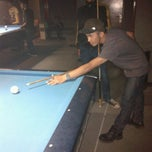 Photo taken at Shooters Pool Table™ by REndi S. on 4/10/2013