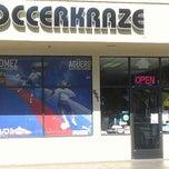 Photo taken at SoccerKraze by Eric Tom L. on 10/18/2012