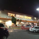 Photo taken at The Home Depot by karla l. on 2/28/2013