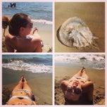 Photo taken at Lido Medusa by Diana on 7/19/2014