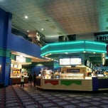 Photo taken at Linden Boulevard Multiplex Cinemas by Chenelle Dimples S. on 2/17/2012