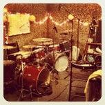 Photo taken at Flood Music Studios by Richard B. on 10/23/2011