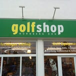Photo taken at Golfshop Nürnberg by Blain B. on 12/28/2011