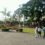 Photo taken at Balai Kota Yogyakarta by Bangkit R. on 10/7/2011