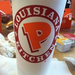 Photo taken at Popeyes by Jerry M. on 9/5/2011
