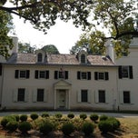 Photo taken at Historic Strawberry Mansion by Michael O. on 7/7/2012