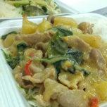 Photo taken at Bangkok Chef by @RickNakama on 8/26/2012
