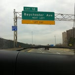 Photo taken at Cross Bronx Expressway (I-95) by Emily C. on 4/4/2011