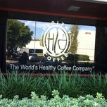 Photo taken at Healrhy Coffee USA - Yobra Linda Office by Alfredo G. on 11/23/2011