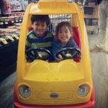 Photo taken at Safeway by Elton L. on 3/11/2012