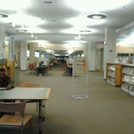 Photo taken at Worcester Public Library by OttO G. on 3/6/2012