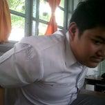 Photo taken at SMAN 9 Pekanbaru by Ryan C. on 9/14/2011