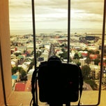 Photo taken at Hallgrímskirkja by Chris P. on 8/21/2012