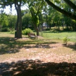 Photo taken at Bayville Farms Park by KATHIE J. on 5/3/2012