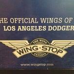 Photo taken at Wingstop by Ryann P. on 5/10/2012