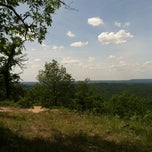 Photo taken at Peavine Falls Overlook by Stephanie F. on 4/30/2012