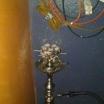 Photo taken at Egyptian Hookah Bar by Sean P. on 5/30/2012